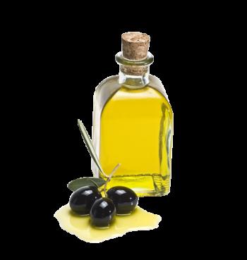Olive oil bottle trans small